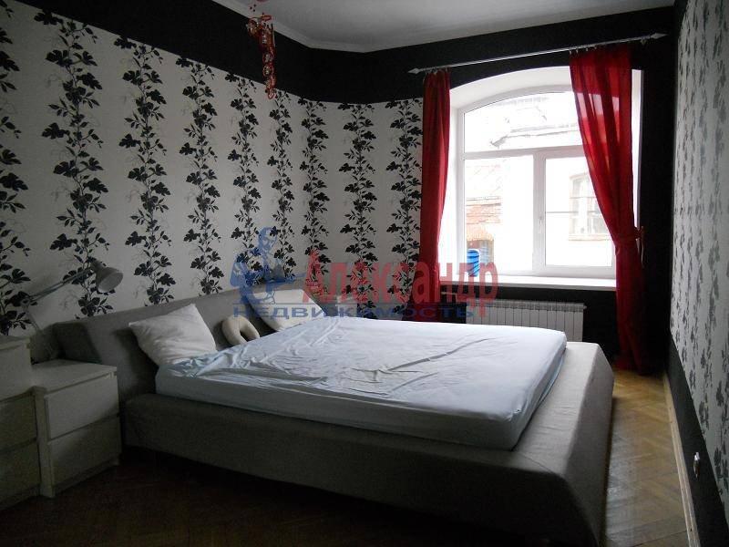 3-комнатная квартира (90м2) в аренду по адресу Пушкинская ул., 18— фото 2 из 13
