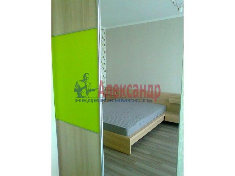 1-комнатная квартира (38м2) в аренду по адресу Просвещения просп., 86— фото 3 из 3