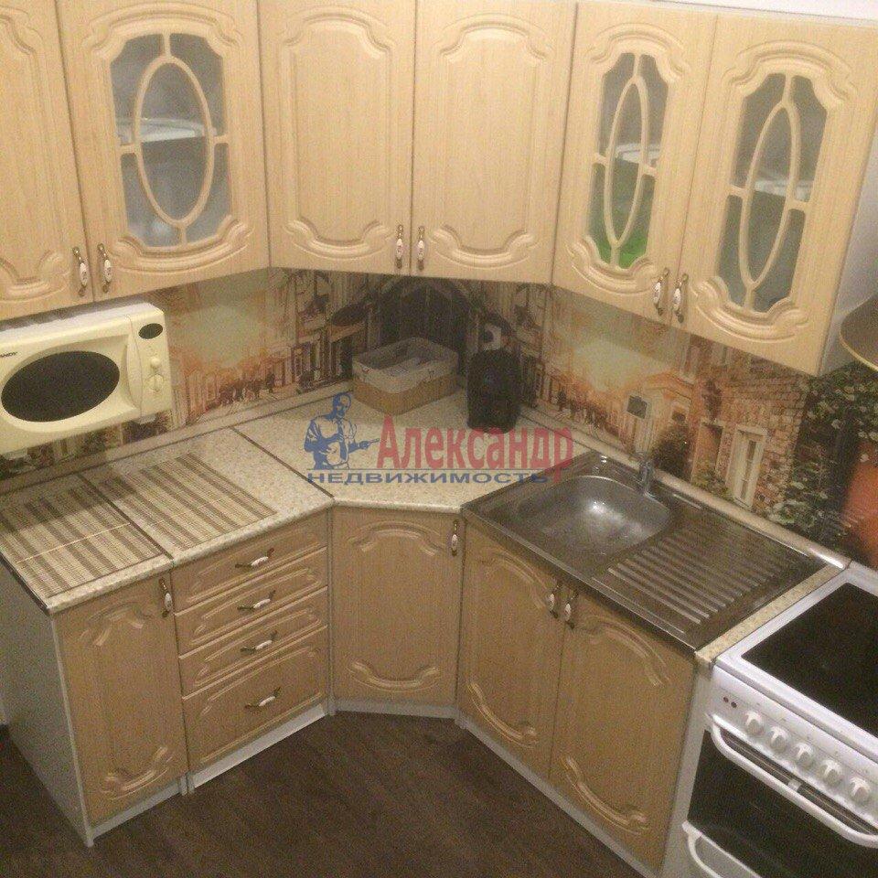 1-комнатная квартира (43м2) в аренду по адресу Есенина ул., 1— фото 4 из 9
