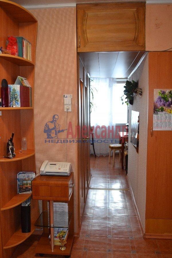 1-комнатная квартира (35м2) в аренду по адресу Трефолева ул., 16— фото 1 из 7