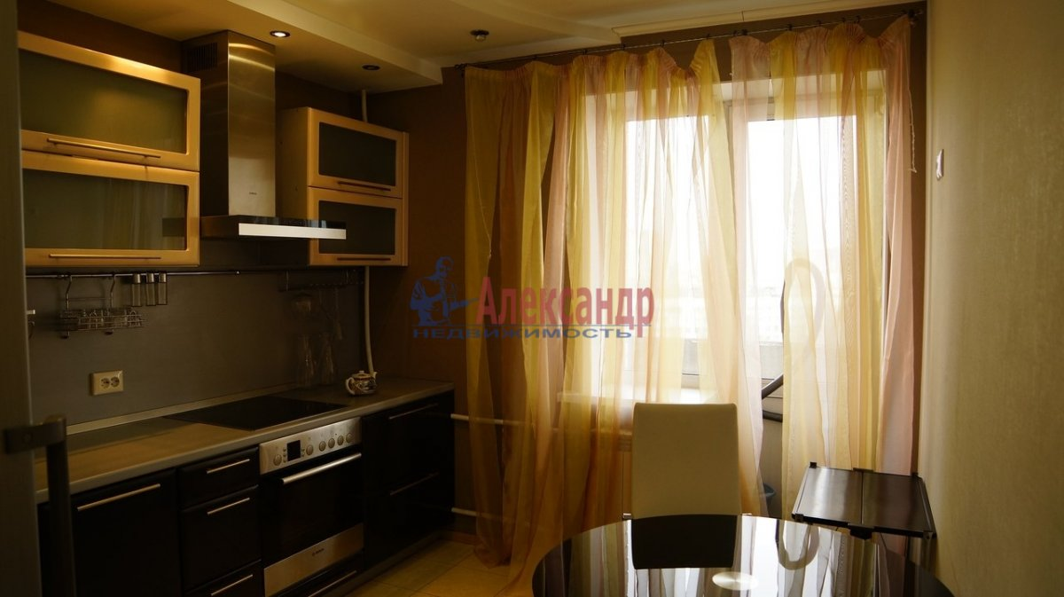 1-комнатная квартира (45м2) в аренду по адресу Энгельса пр., 134— фото 4 из 7