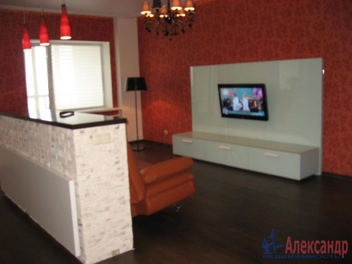 3-комнатная квартира (106м2) в аренду по адресу 5 Предпортовый пр-д, 1— фото 9 из 13