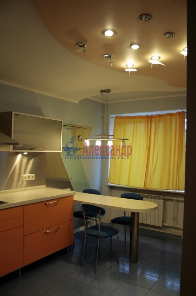 3-комнатная квартира (105м2) в аренду по адресу Невский пр., 117— фото 4 из 20
