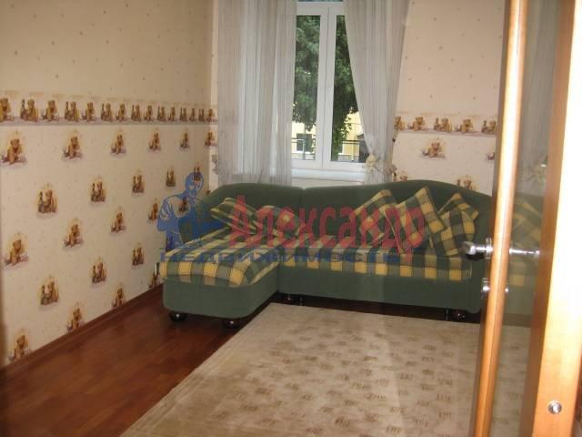 4-комнатная квартира (97м2) в аренду по адресу Реки Фонтанки наб., 50— фото 5 из 5