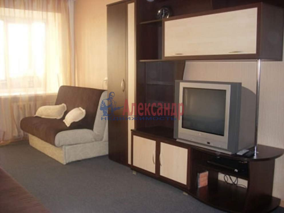 3-комнатная квартира (100м2) в аренду по адресу Шостаковича ул., 3— фото 2 из 2