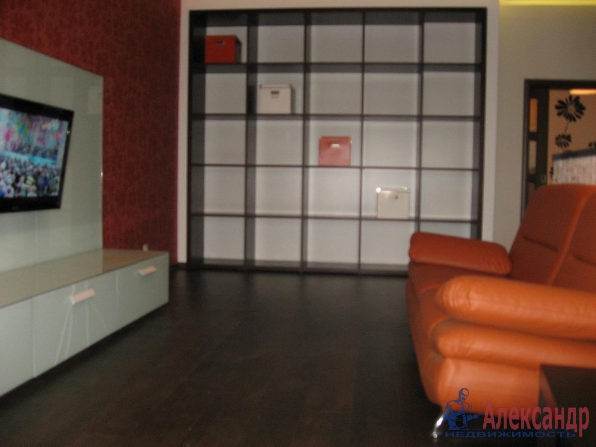 3-комнатная квартира (106м2) в аренду по адресу 5 Предпортовый пр-д, 1— фото 11 из 13