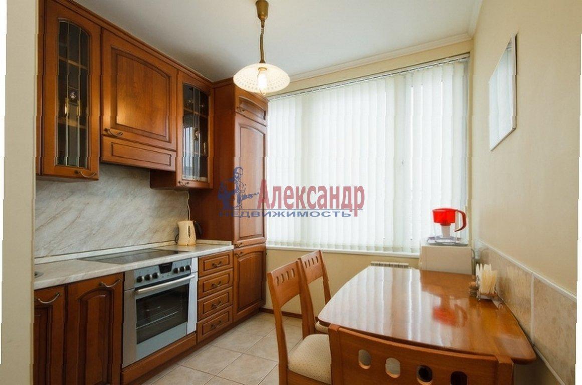 1-комнатная квартира (40м2) в аренду по адресу Парголово пос., Валерия Гаврилина ул., 5— фото 2 из 3