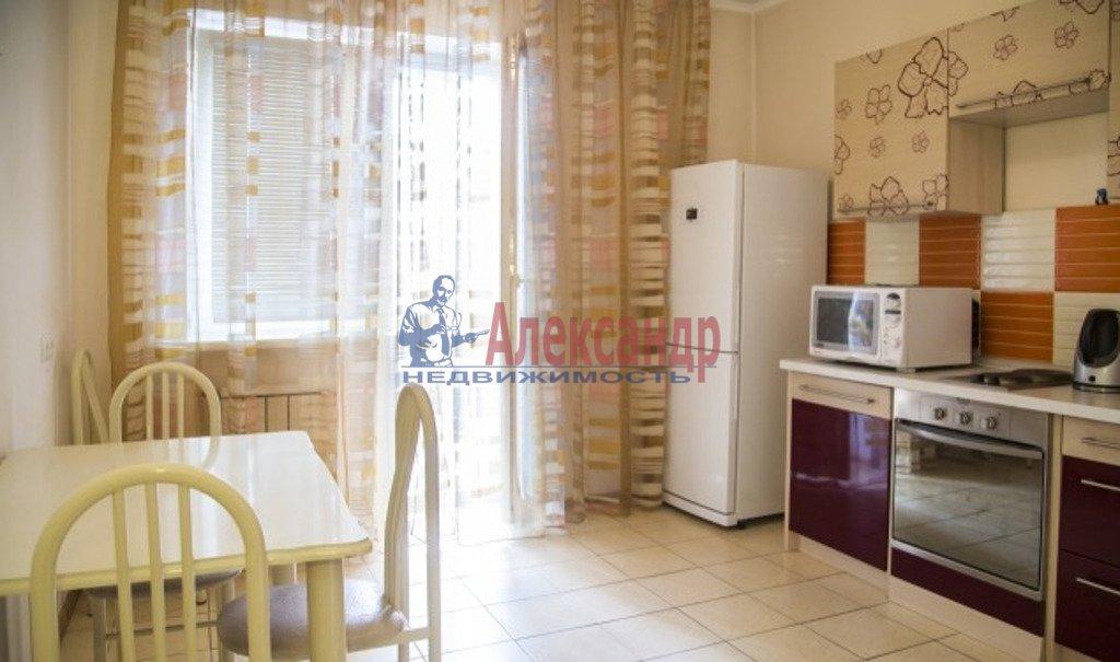 1-комнатная квартира (42м2) в аренду по адресу Оптиков ул., 45— фото 3 из 3
