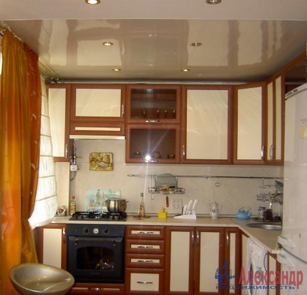 2-комнатная квартира (50м2) в аренду по адресу Мытнинская наб., 7— фото 3 из 3