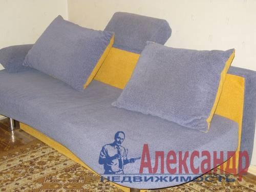 1-комнатная квартира (34м2) в аренду по адресу Камышовая ул., 11— фото 3 из 5