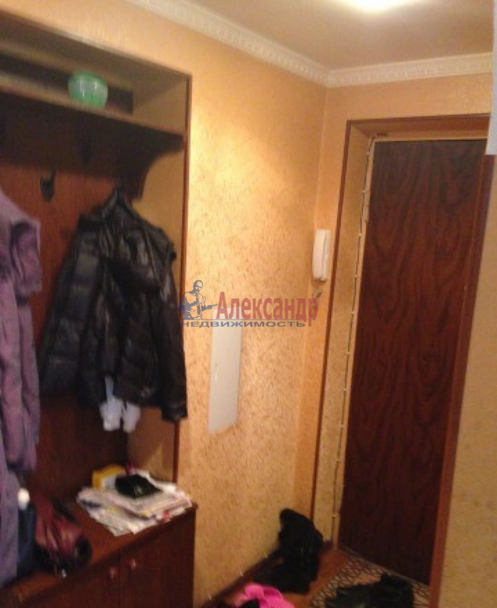 1-комнатная квартира (42м2) в аренду по адресу Наставников пр., 34— фото 5 из 5