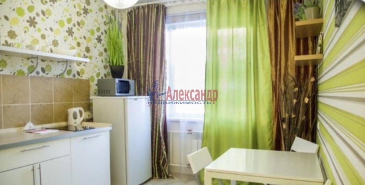 1-комнатная квартира (45м2) в аренду по адресу Выборгское шос., 5— фото 2 из 5