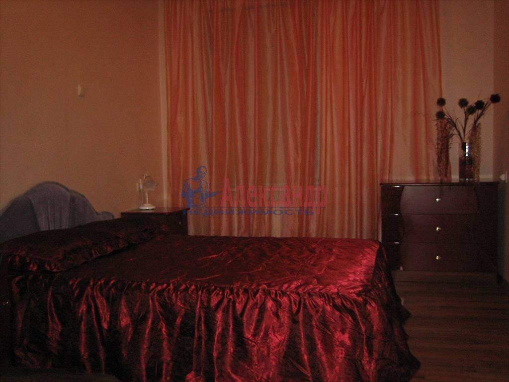 3-комнатная квартира (100м2) в аренду по адресу Поварской пер.— фото 6 из 6