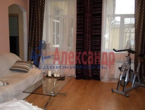 3-комнатная квартира (90м2) в аренду по адресу Невский пр.— фото 1 из 13