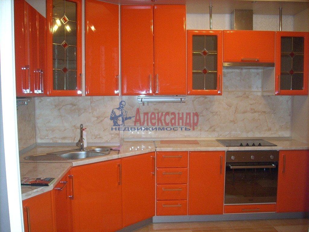 1-комнатная квартира (35м2) в аренду по адресу Реки Мойки наб., 28— фото 4 из 5