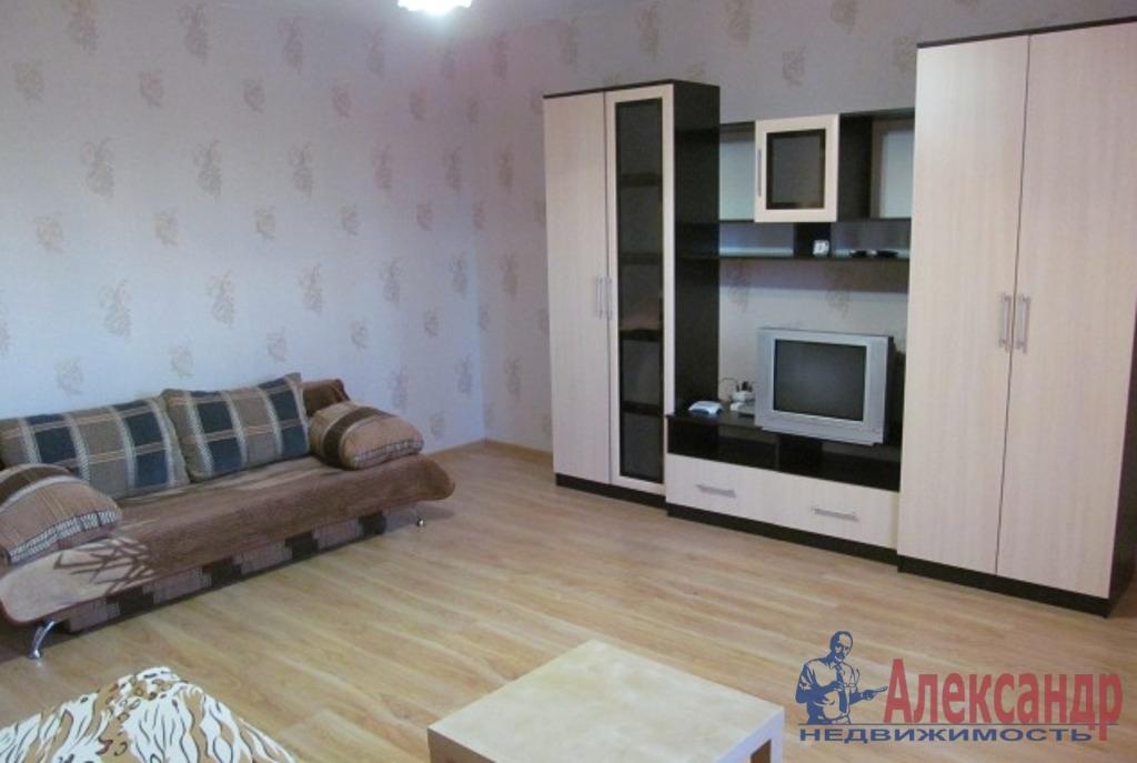 1-комнатная квартира (33м2) в аренду по адресу Славы пр., 21— фото 3 из 3