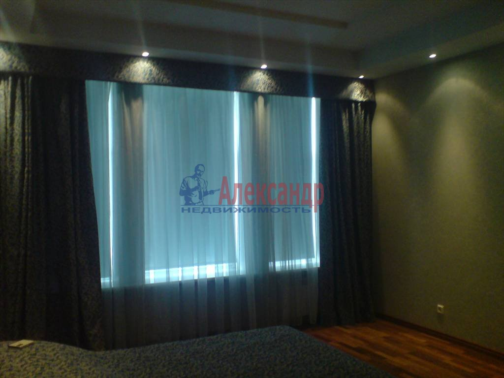 4-комнатная квартира (126м2) в аренду по адресу Лиговский пр., 58— фото 5 из 9