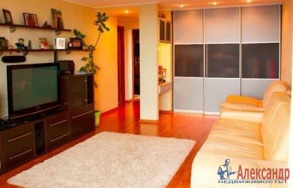1-комнатная квартира (40м2) в аренду по адресу Орджоникидзе ул., 59— фото 1 из 2