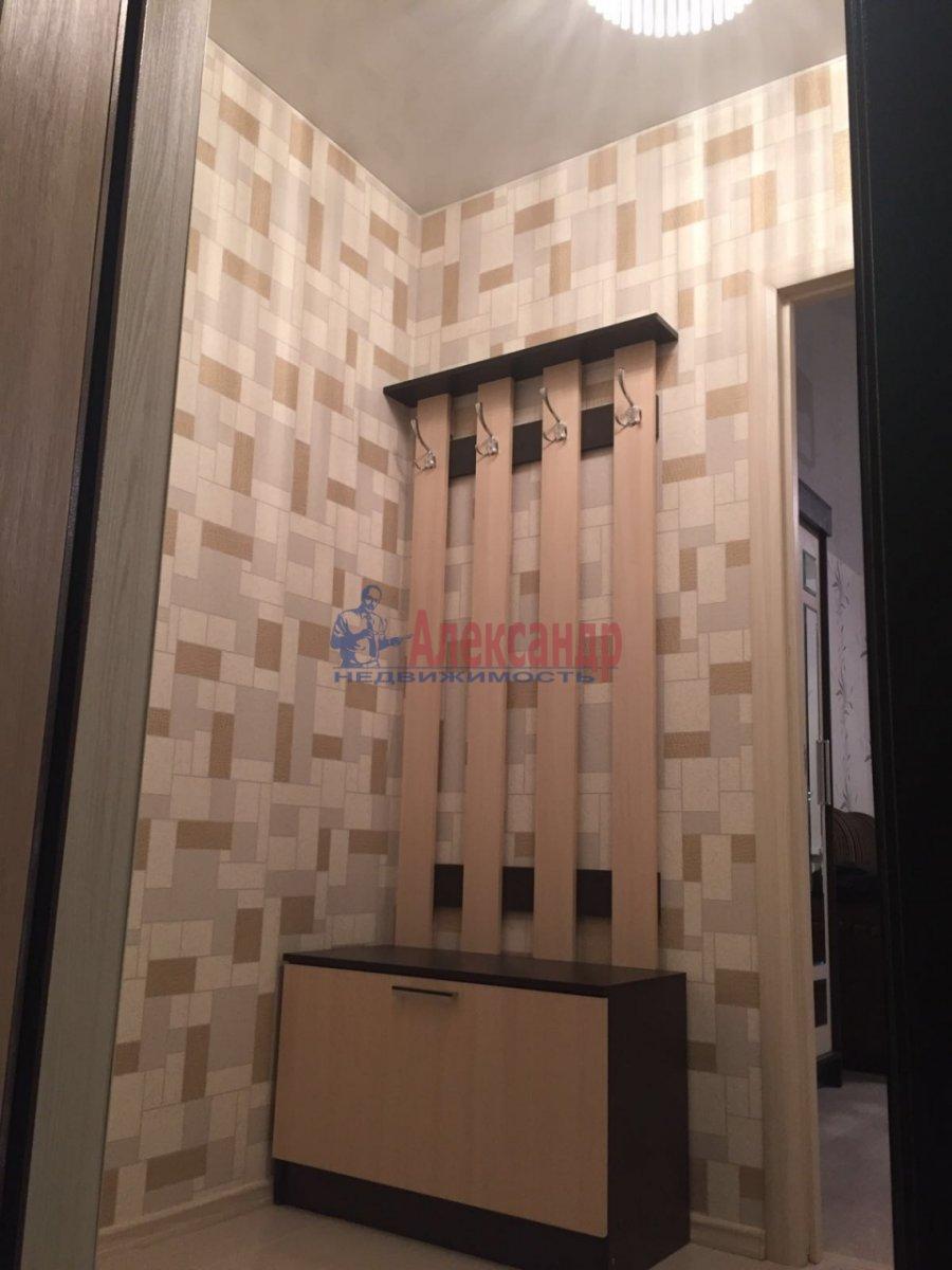 1-комнатная квартира (27м2) в аренду по адресу Мурино пос., Авиаторов Балтики пр., 5— фото 3 из 5