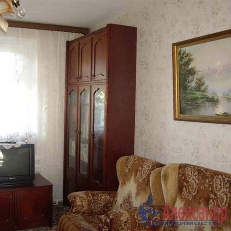 2-комнатная квартира (44м2) в аренду по адресу Красное Село г., Юных Пионеров ул., 18— фото 1 из 4