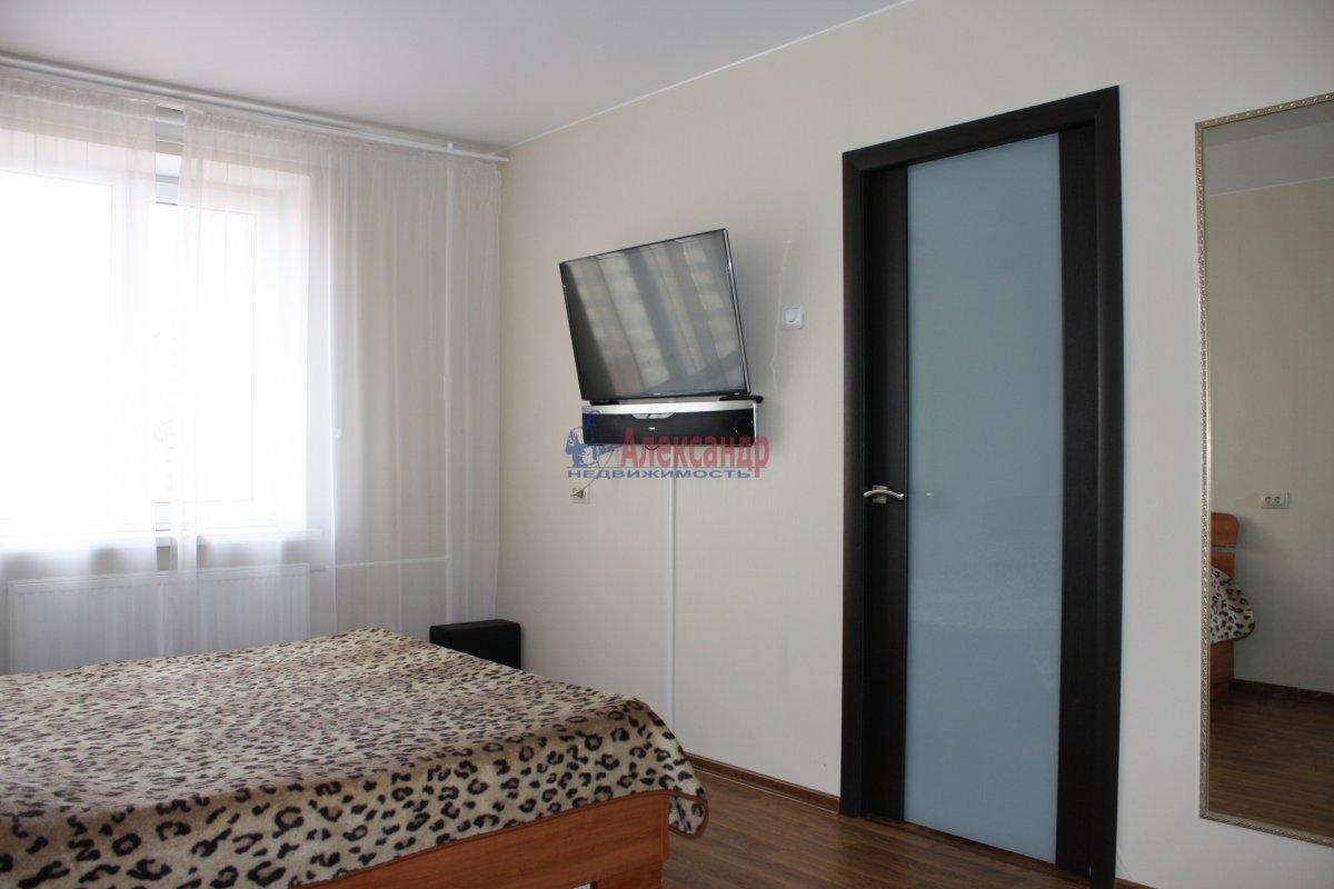 1-комнатная квартира (43м2) в аренду по адресу Большеохтинский пр., 9— фото 11 из 11