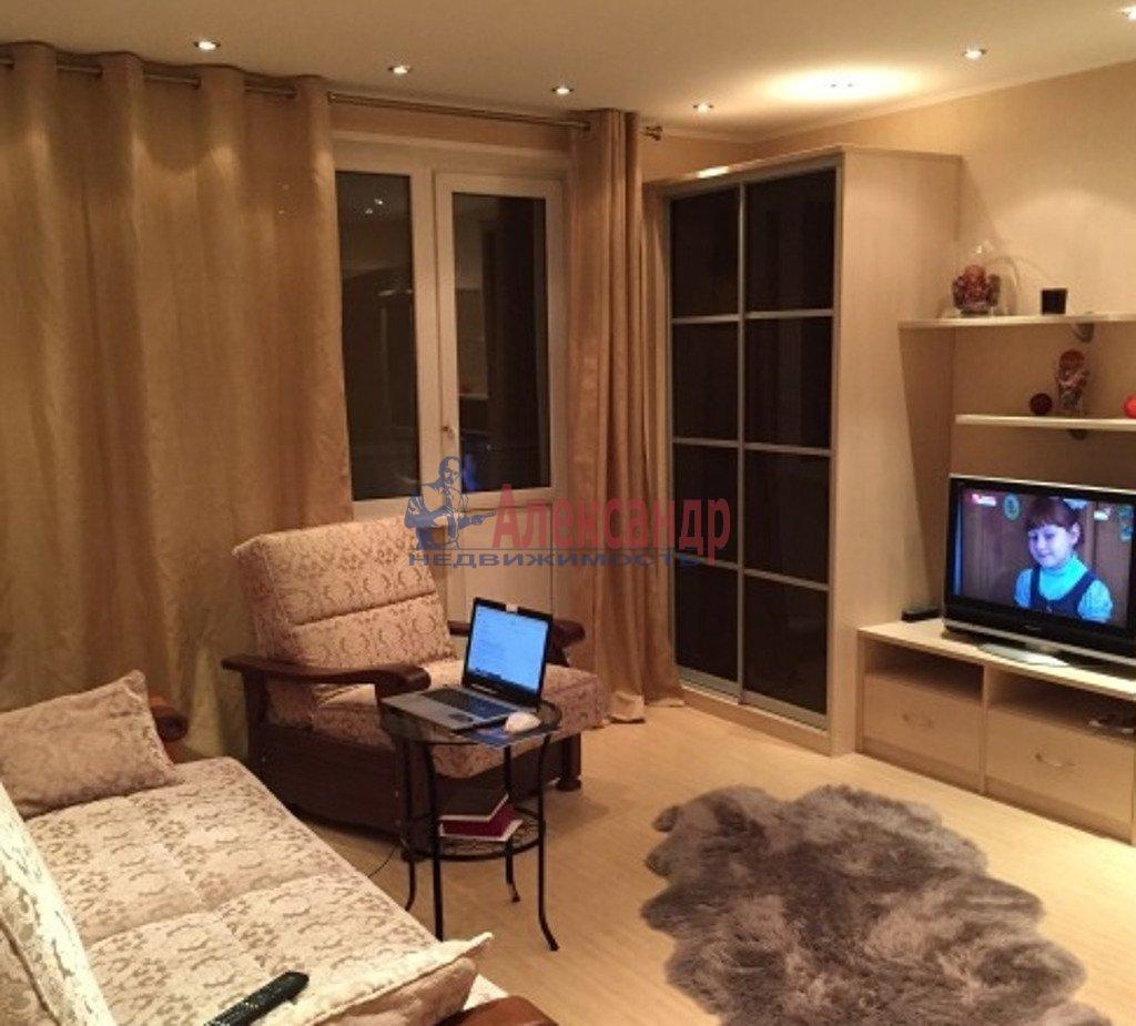 1-комнатная квартира (40м2) в аренду по адресу Шкиперский проток, 20— фото 1 из 3