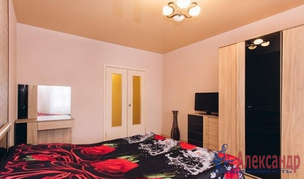 1-комнатная квартира (35м2) в аренду по адресу Коллонтай ул., 5— фото 2 из 4
