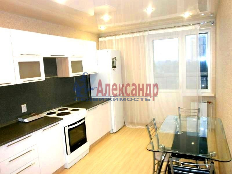 1-комнатная квартира (45м2) в аренду по адресу Бухарестская ул., 23— фото 1 из 7