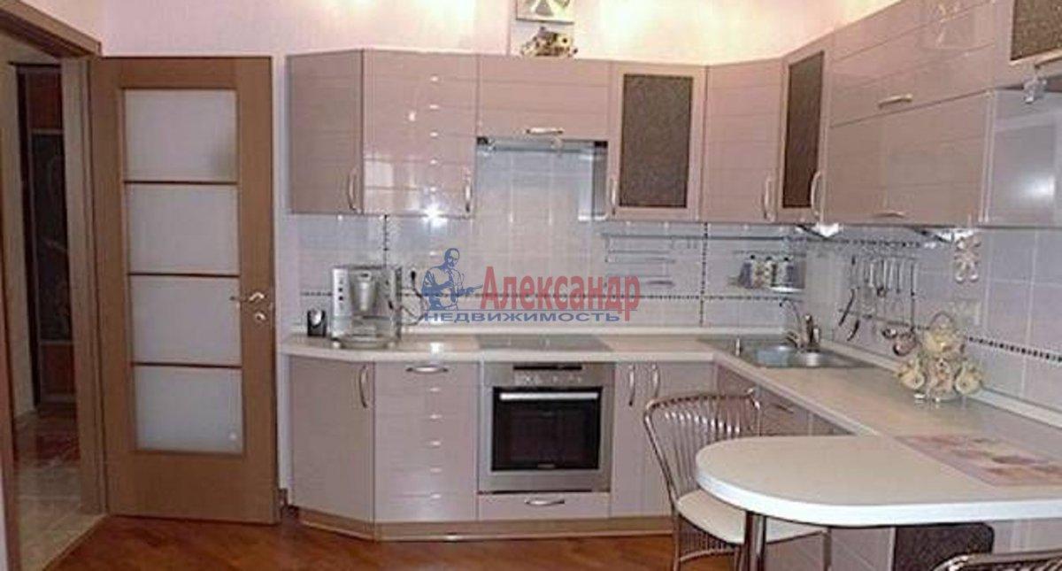 2-комнатная квартира (50м2) в аренду по адресу Яхтенная ул., 1— фото 3 из 4