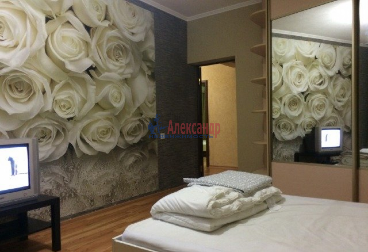 2-комнатная квартира (60м2) в аренду по адресу Брестский бул., 18— фото 1 из 8