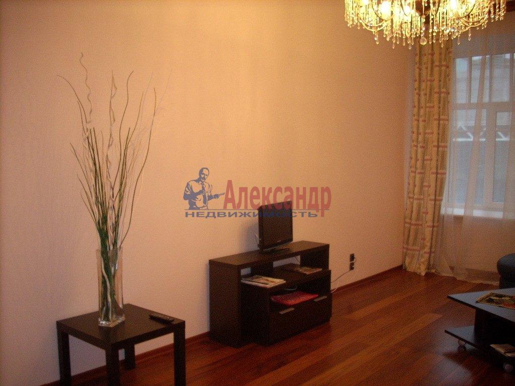 1-комнатная квартира (50м2) в аренду по адресу Академика Павлова ул., 6— фото 3 из 4