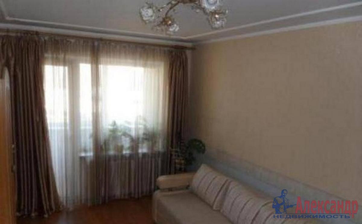 2-комнатная квартира (52м2) в аренду по адресу Комендантский пр., 22— фото 1 из 3