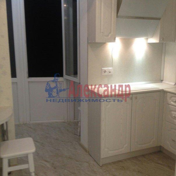 1-комнатная квартира (35м2) в аренду по адресу Турку ул., 11— фото 1 из 5