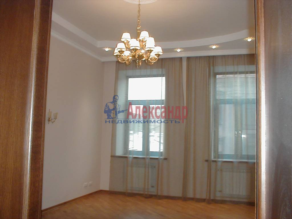 5-комнатная квартира (180м2) в аренду по адресу Пушкинская ул., 19— фото 4 из 14