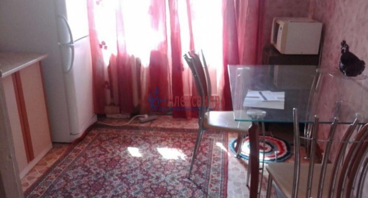 1-комнатная квартира (35м2) в аренду по адресу Дыбенко ул., 38— фото 1 из 6
