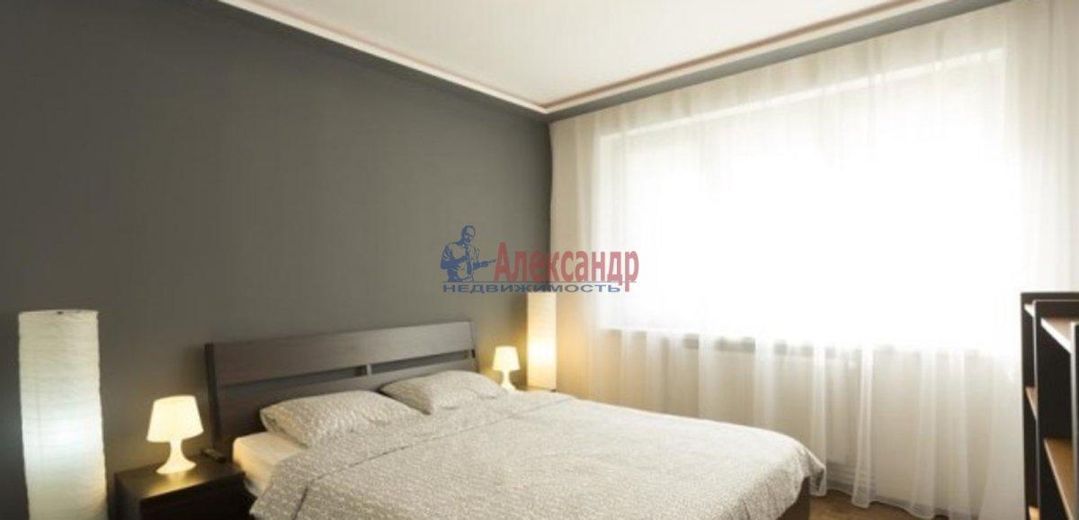 2-комнатная квартира (54м2) в аренду по адресу Земледельческая ул., 5— фото 3 из 4