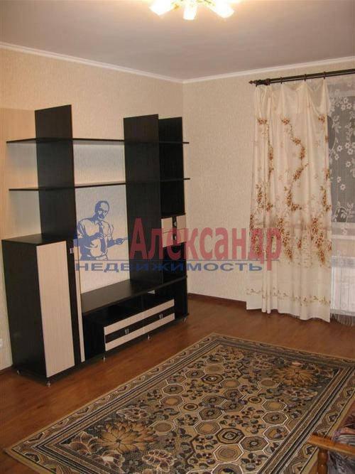 1-комнатная квартира (39м2) в аренду по адресу Художников пр., 17— фото 5 из 7