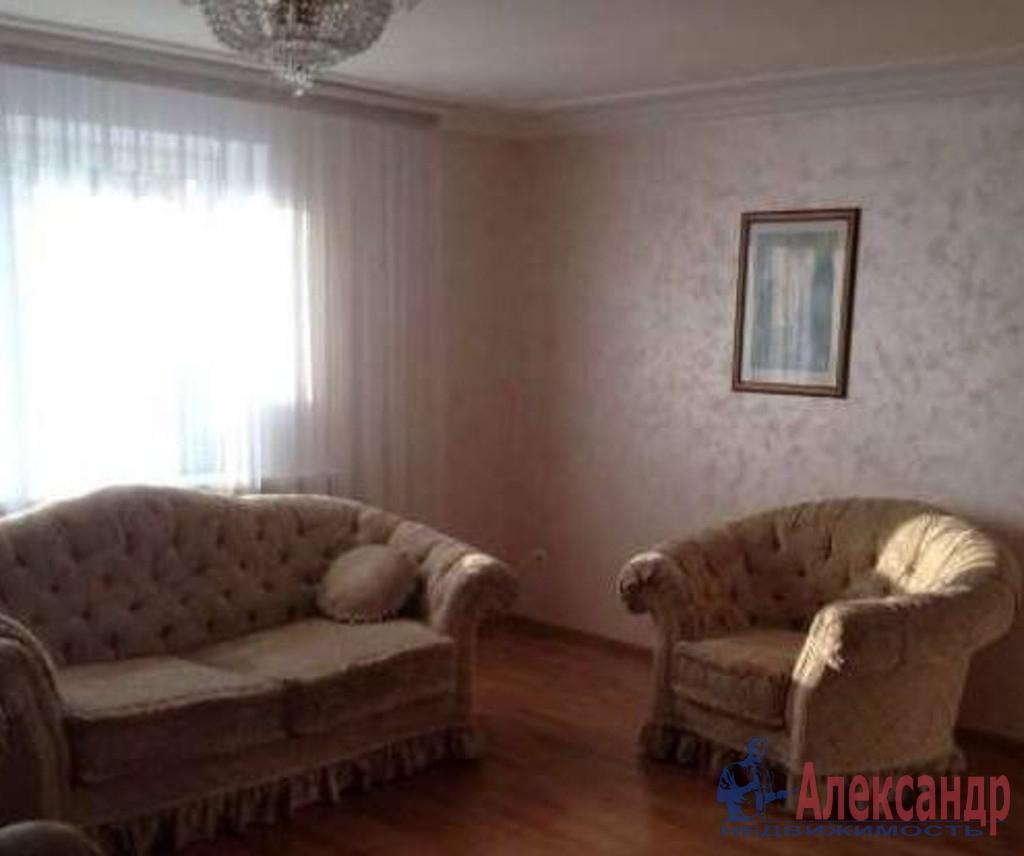 1-комнатная квартира (35м2) в аренду по адресу Октябрьская наб., 124— фото 1 из 2