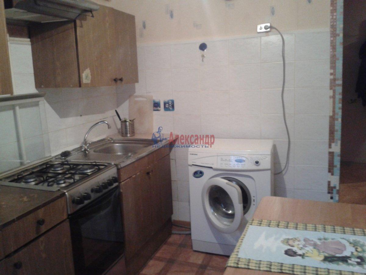 1-комнатная квартира (35м2) в аренду по адресу Мечникова пр., 5— фото 4 из 4
