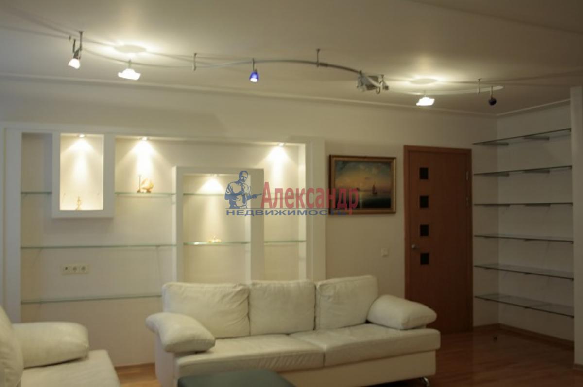 3-комнатная квартира (105м2) в аренду по адресу Невский пр., 117— фото 9 из 20