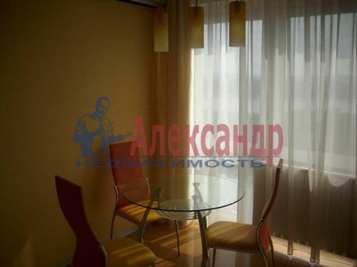 1-комнатная квартира (42м2) в аренду по адресу Гражданский пр., 111— фото 2 из 12