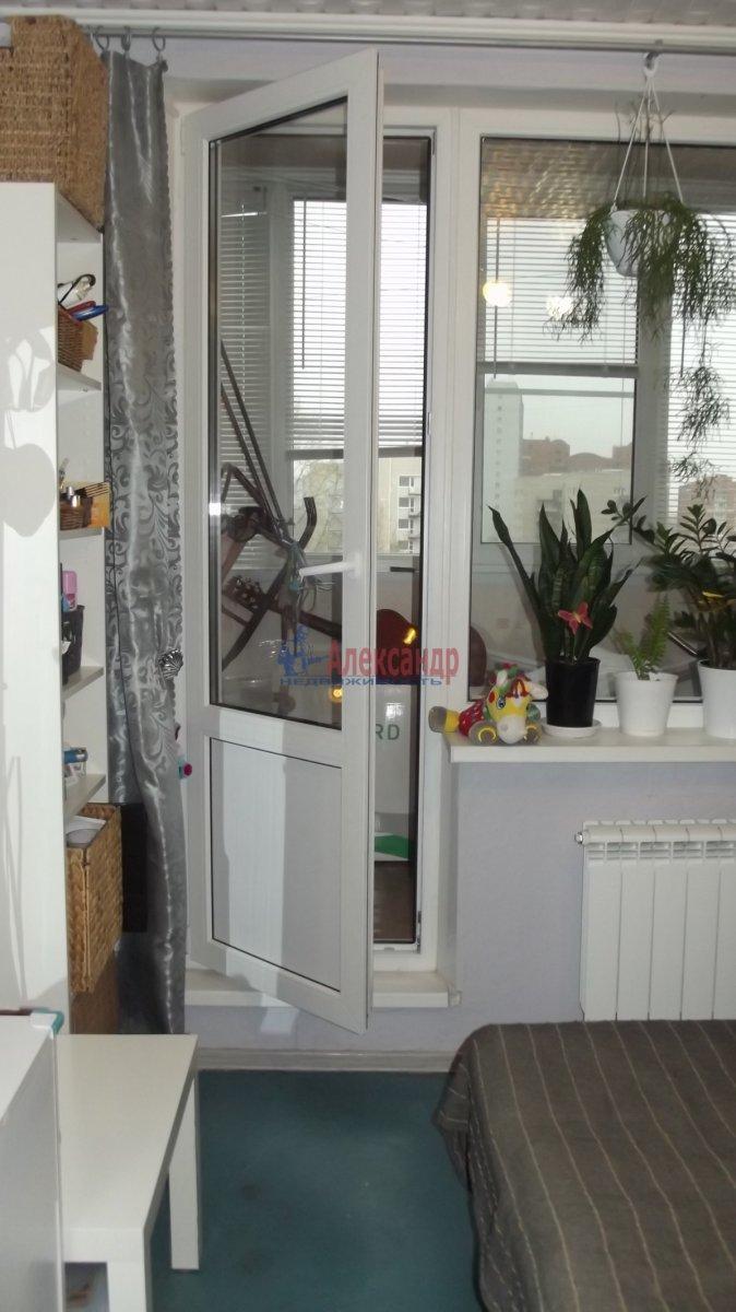 1-комнатная квартира (38м2) в аренду по адресу Котина ул., 6— фото 2 из 4