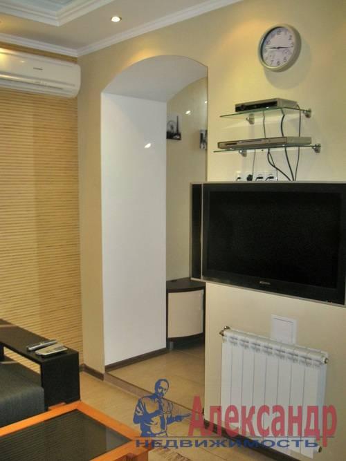 1-комнатная квартира (41м2) в аренду по адресу Ленинский пр., 135— фото 6 из 8