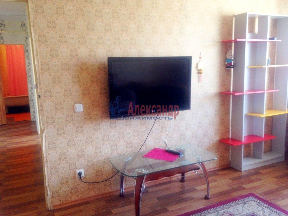 2-комнатная квартира (70м2) в аренду по адресу Дунайский пр., 55— фото 6 из 6