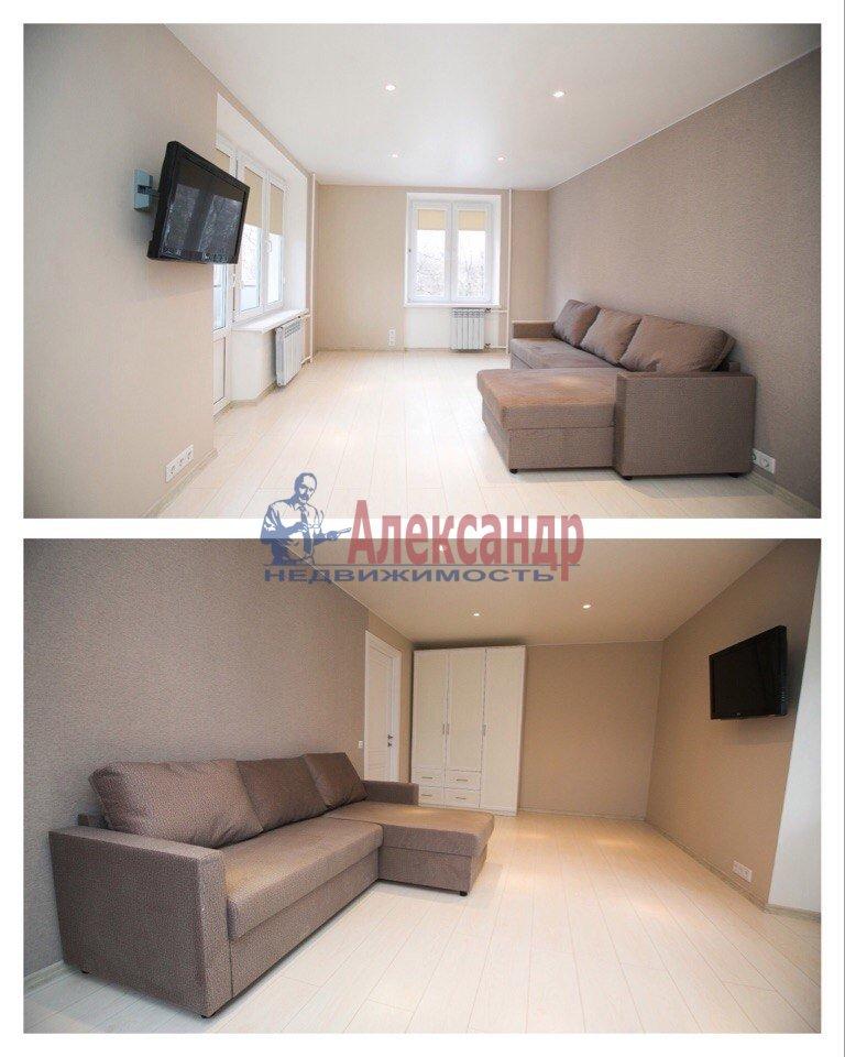 2-комнатная квартира (49м2) в аренду по адресу Кубинская ул., 20— фото 3 из 9