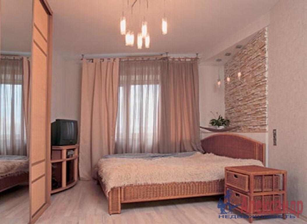 2-комнатная квартира (52м2) в аренду по адресу Дунайский пр., 5— фото 2 из 3