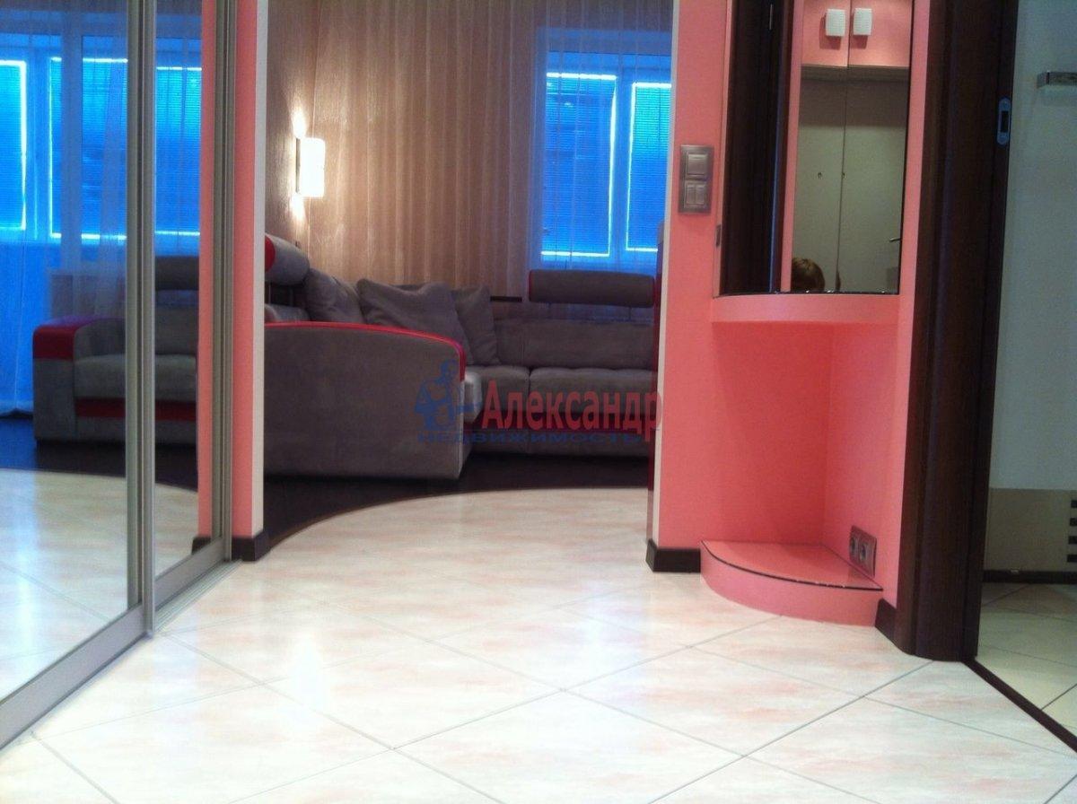 2-комнатная квартира (50м2) в аренду по адресу Науки пр., 17— фото 1 из 11