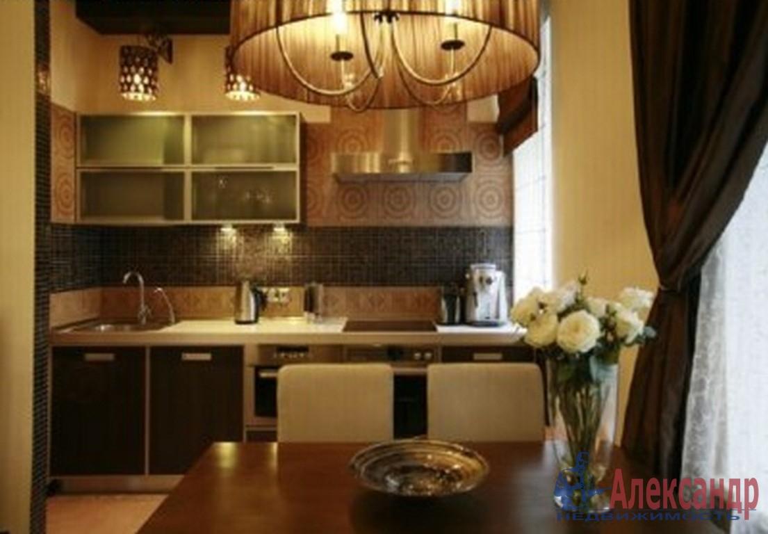 1-комнатная квартира (42м2) в аренду по адресу Варшавская ул., 23— фото 2 из 2
