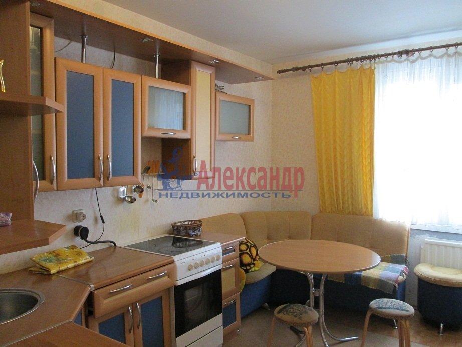 1-комнатная квартира (38м2) в аренду по адресу Гжатская ул., 5— фото 1 из 3