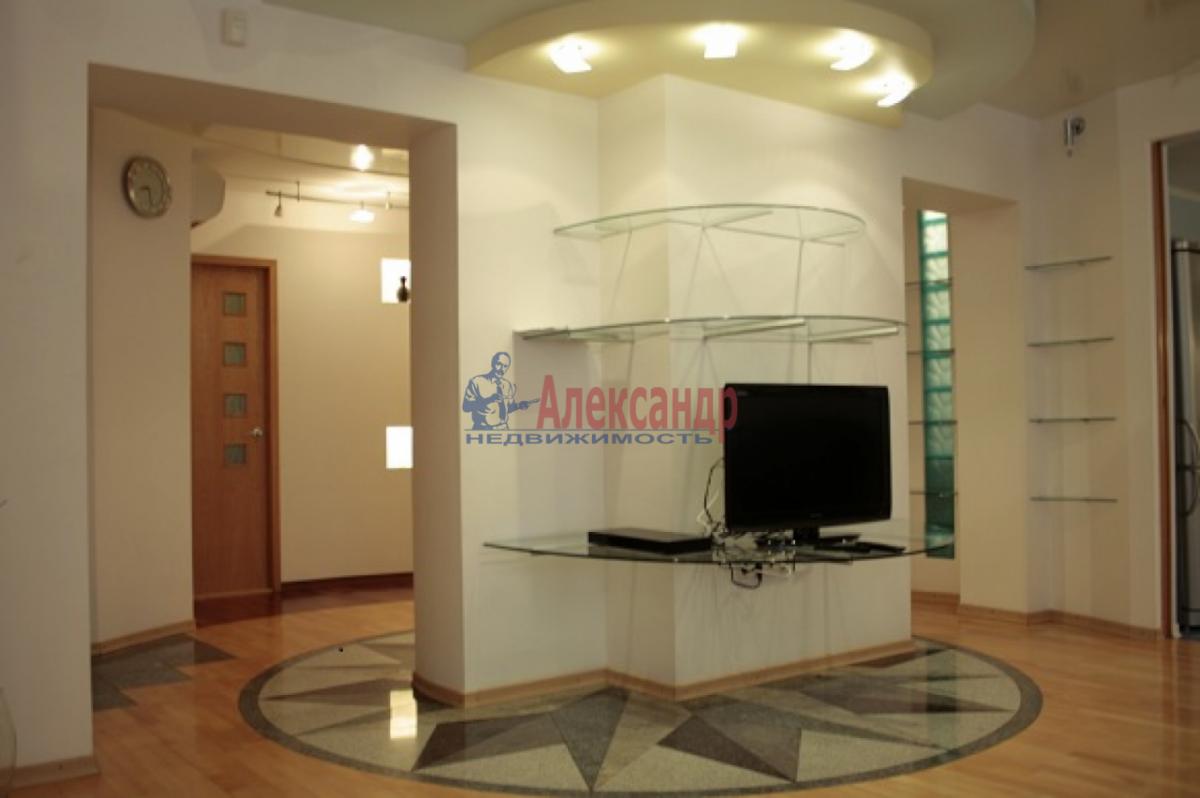 3-комнатная квартира (105м2) в аренду по адресу Невский пр., 117— фото 11 из 20